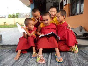 Monk Kids